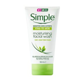 simple face wash bd