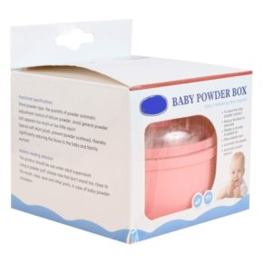 Chiggo Babby Powder box