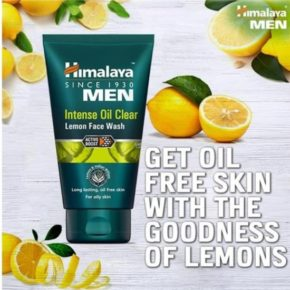 himalaya men wash oil clear bd