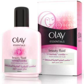 Olay Beauty fluid lotion