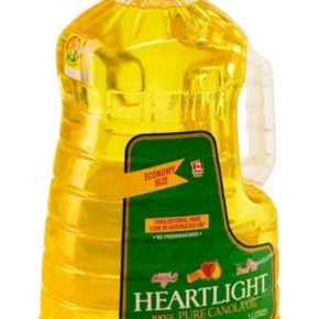 canola oil