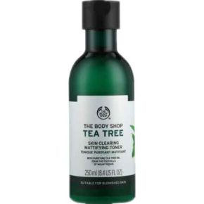 Body Shop Tea Tree Toner