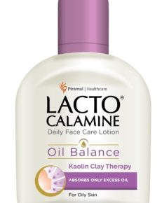 Lacto Calamine Oil Balance Daily Face Care Lotion