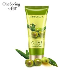 one spring olive facial cleanser