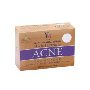 yc herbal extracts acne facial soap